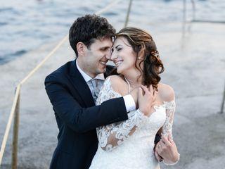 Le nozze di Salvatore e Marianna