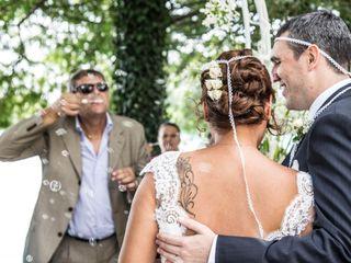 Le nozze di Sutanasee e Fabrizio 1