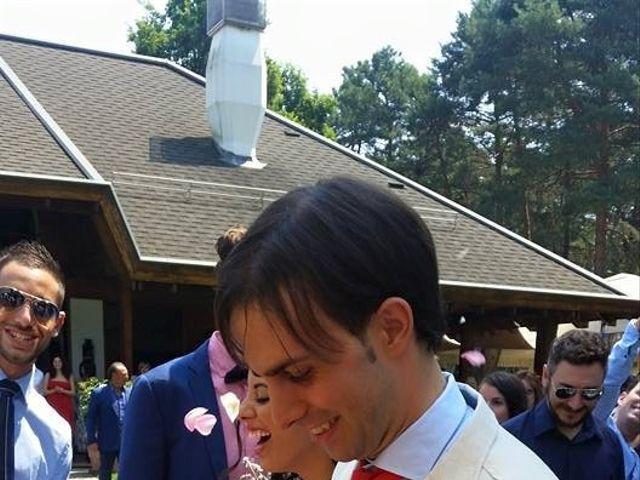 Il matrimonio di Andrea e Maria Cristina a Golasecca, Varese 3