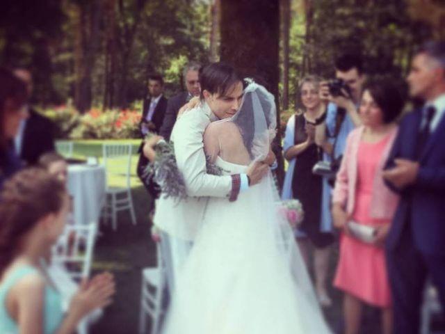 Il matrimonio di Andrea e Maria Cristina a Golasecca, Varese 5