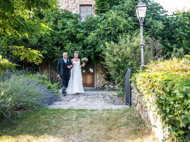Il matrimonio di Filippo e Olimpia a Arezzo, Arezzo 35