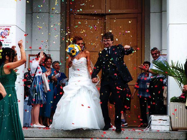 Il matrimonio di Marco e Linda a Biella, Biella 15