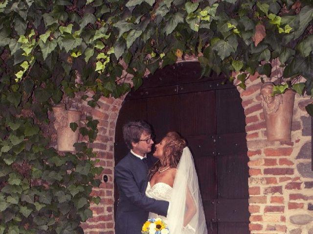 Il matrimonio di Marco e Linda a Biella, Biella 24