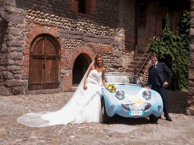 Il matrimonio di Marco e Linda a Biella, Biella 2