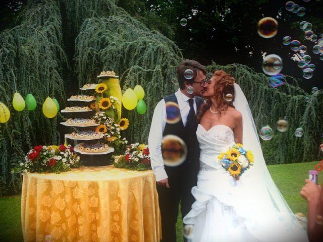 Il matrimonio di Marco e Linda a Biella, Biella 43