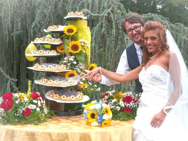 Il matrimonio di Marco e Linda a Biella, Biella 44