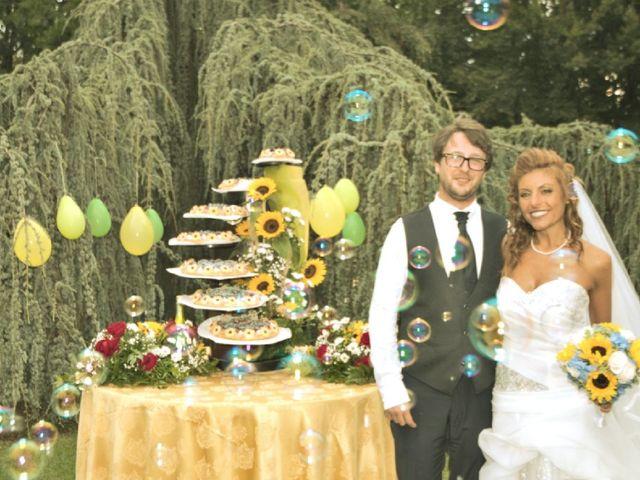 Il matrimonio di Marco e Linda a Biella, Biella 45