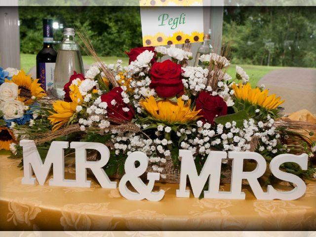 Il matrimonio di Marco e Linda a Biella, Biella 46