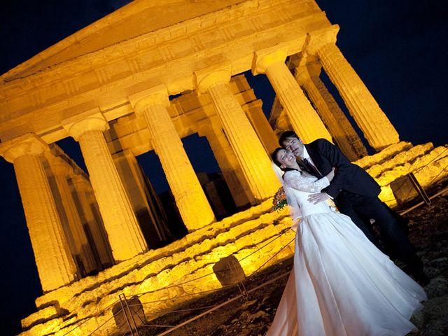 Il matrimonio di Matteo e Margherita a Agrigento, Agrigento 2