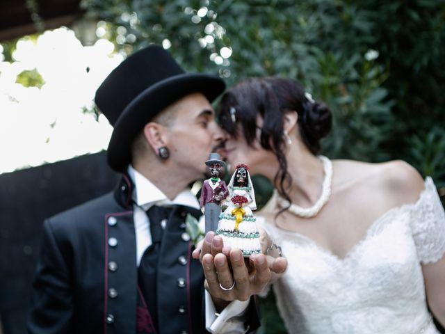 Le nozze di Alexia e Enrico