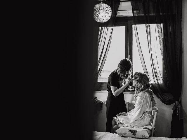 Il matrimonio di Simone e Carla a Gallese, Viterbo 3
