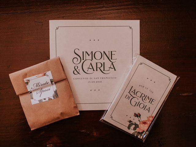 Il matrimonio di Simone e Carla a Gallese, Viterbo 8