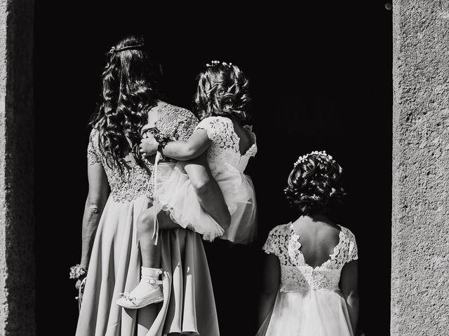 Il matrimonio di Simone e Carla a Gallese, Viterbo 13
