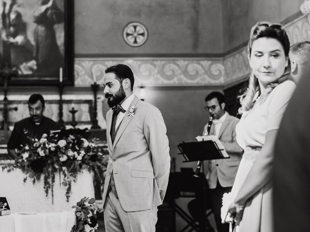 Il matrimonio di Simone e Carla a Gallese, Viterbo 16