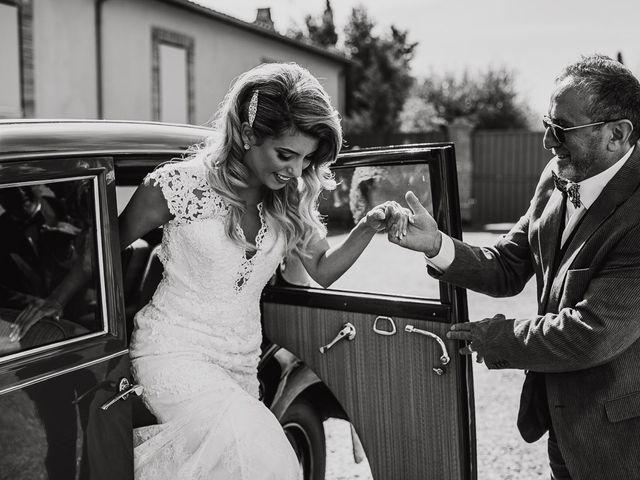 Il matrimonio di Simone e Carla a Gallese, Viterbo 18