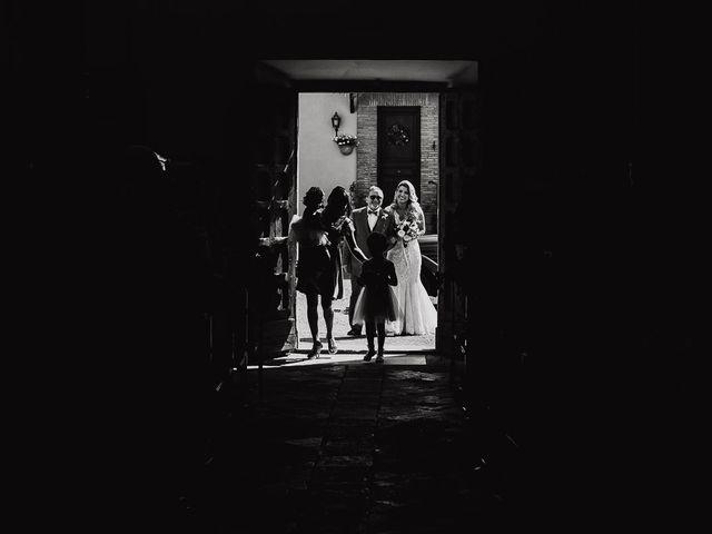 Il matrimonio di Simone e Carla a Gallese, Viterbo 20