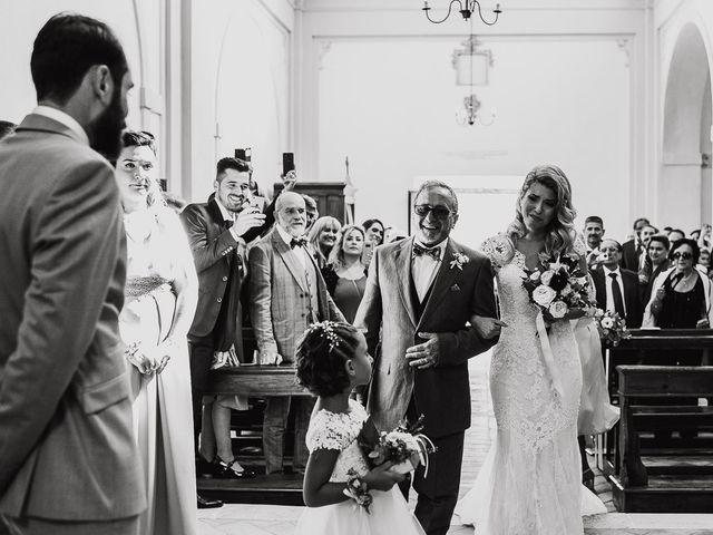 Il matrimonio di Simone e Carla a Gallese, Viterbo 21