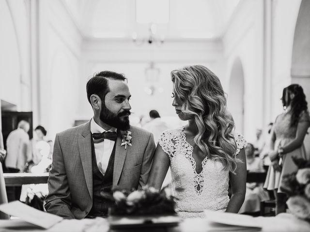 Il matrimonio di Simone e Carla a Gallese, Viterbo 25