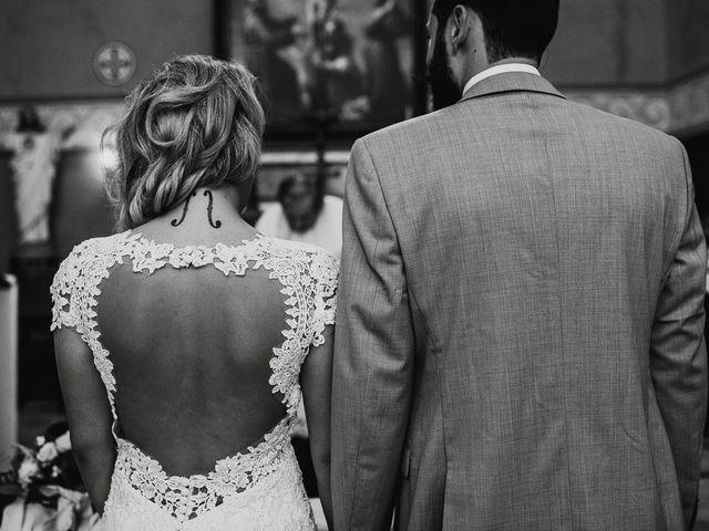 Il matrimonio di Simone e Carla a Gallese, Viterbo 26