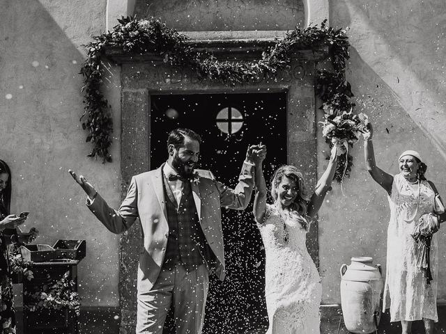 Le nozze di Carla e Simone