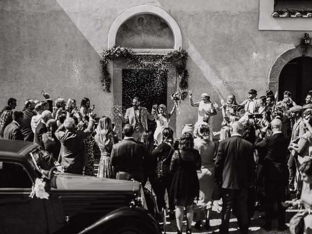 Il matrimonio di Simone e Carla a Gallese, Viterbo 27