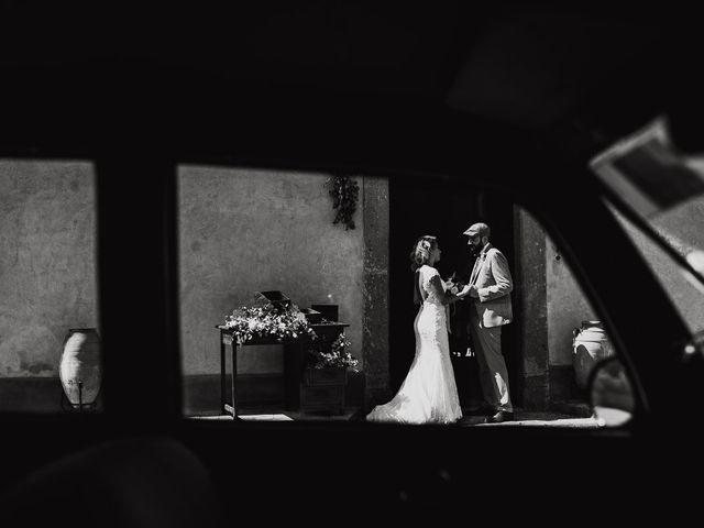 Il matrimonio di Simone e Carla a Gallese, Viterbo 29