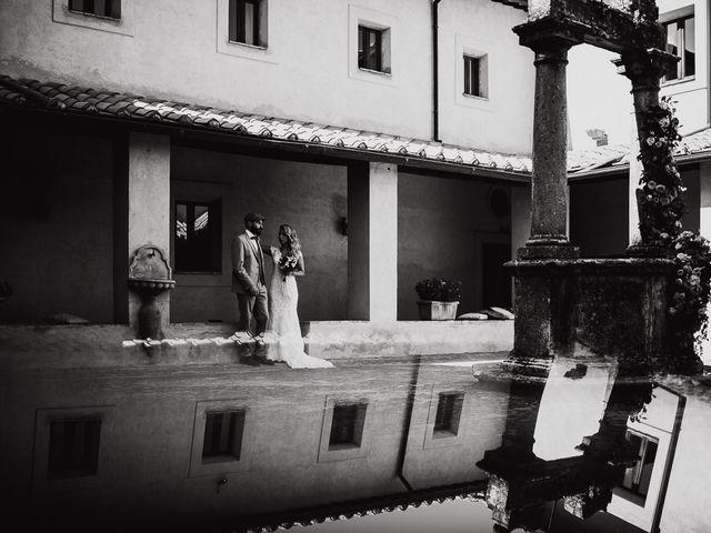 Il matrimonio di Simone e Carla a Gallese, Viterbo 34