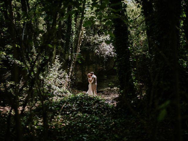 Il matrimonio di Simone e Carla a Gallese, Viterbo 35