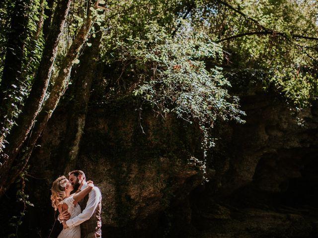 Il matrimonio di Simone e Carla a Gallese, Viterbo 1