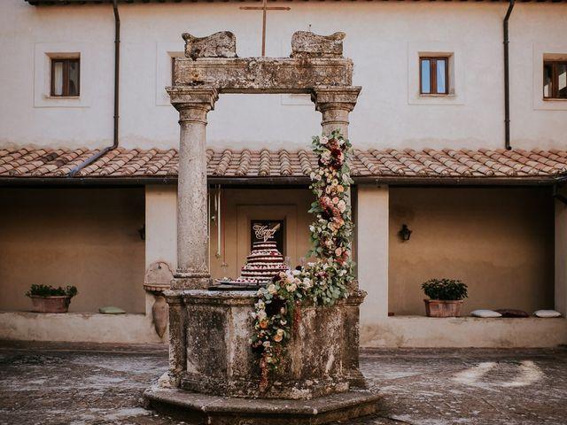 Il matrimonio di Simone e Carla a Gallese, Viterbo 43