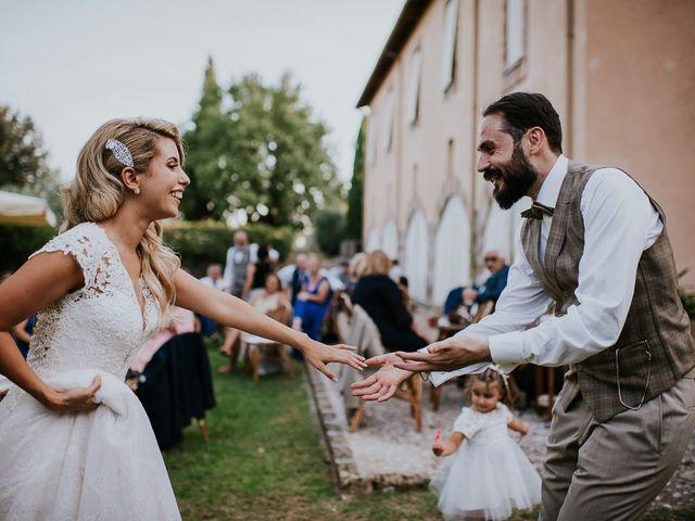 Il matrimonio di Simone e Carla a Gallese, Viterbo 44
