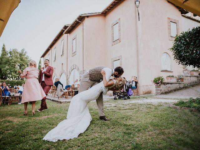 Il matrimonio di Simone e Carla a Gallese, Viterbo 46