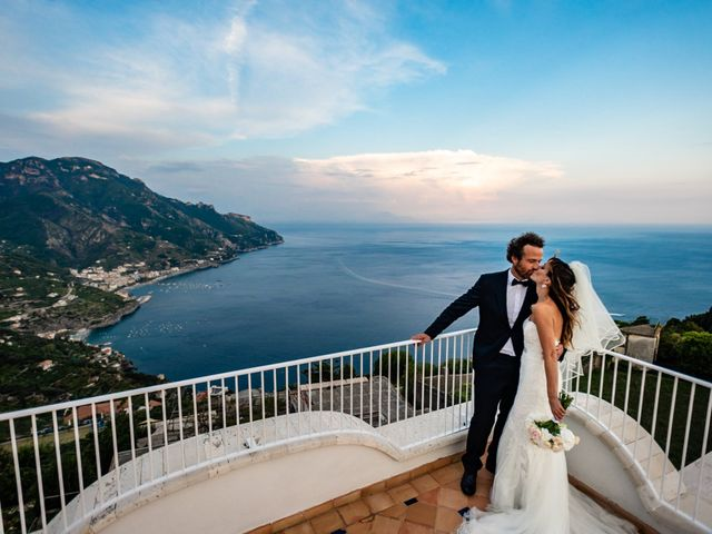 Il matrimonio di Cyril e Tania a Ravello, Salerno 2