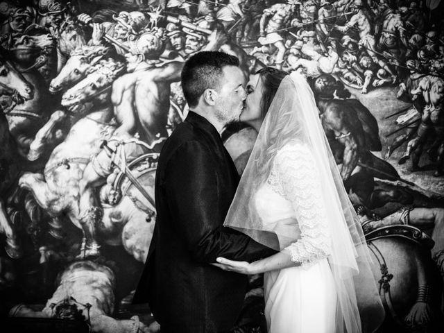 Il matrimonio di Emanuele e Teresa a San Vincenzo, Livorno 8
