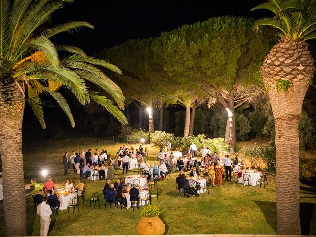 Il matrimonio di Emanuele e Teresa a San Vincenzo, Livorno 26