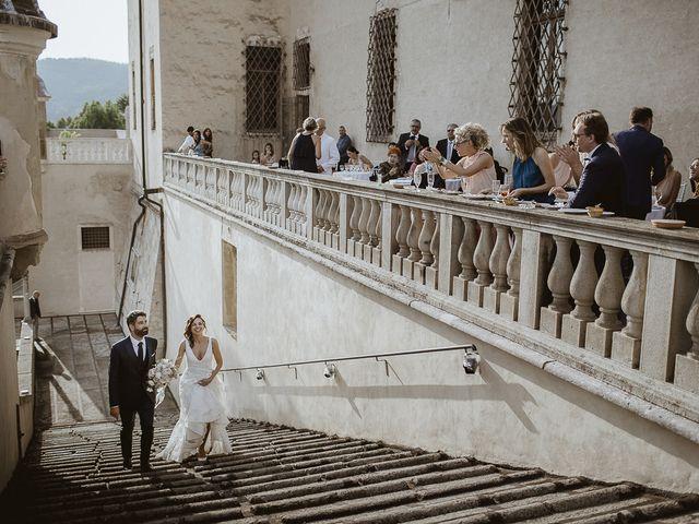 Il matrimonio di Marco e Antonella a Venezia, Venezia 53