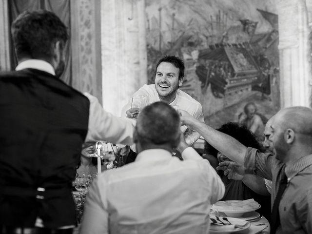 Il matrimonio di Marco e Antonella a Venezia, Venezia 71
