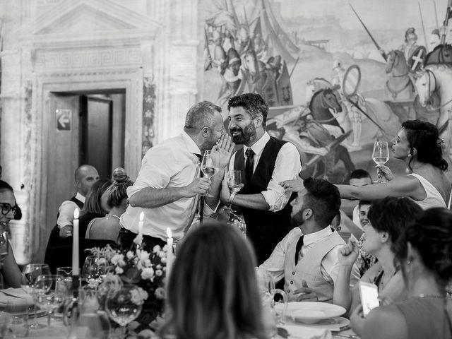 Il matrimonio di Marco e Antonella a Venezia, Venezia 74