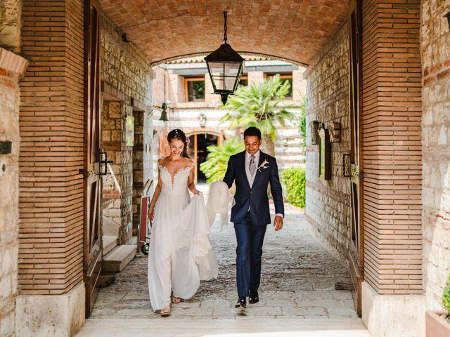 Le nozze di Giulia e Akbar