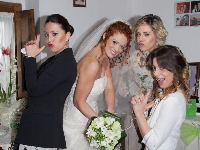 Il matrimonio di Alessio e Rita a Spoleto, Perugia 2