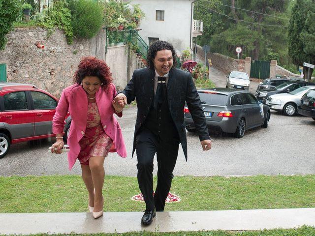 Il matrimonio di Alessio e Rita a Spoleto, Perugia 3