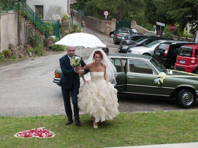 Il matrimonio di Alessio e Rita a Spoleto, Perugia 4