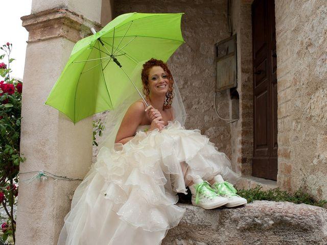 Il matrimonio di Alessio e Rita a Spoleto, Perugia 9