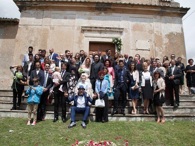 Il matrimonio di Alessio e Rita a Spoleto, Perugia 11