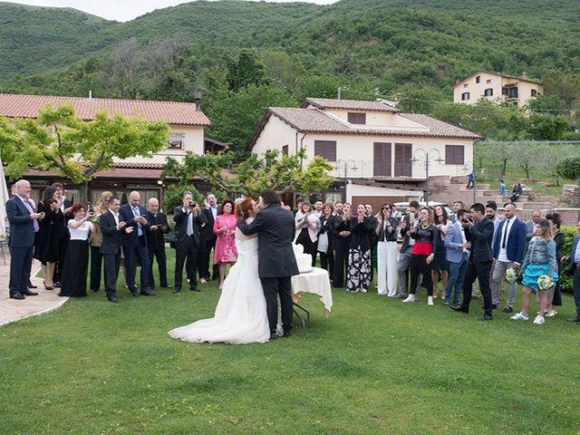 Il matrimonio di Alessio e Rita a Spoleto, Perugia 13