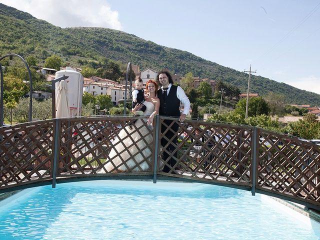 Il matrimonio di Alessio e Rita a Spoleto, Perugia 14