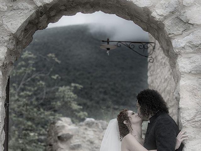Il matrimonio di Alessio e Rita a Spoleto, Perugia 15