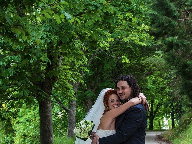 Il matrimonio di Alessio e Rita a Spoleto, Perugia 1