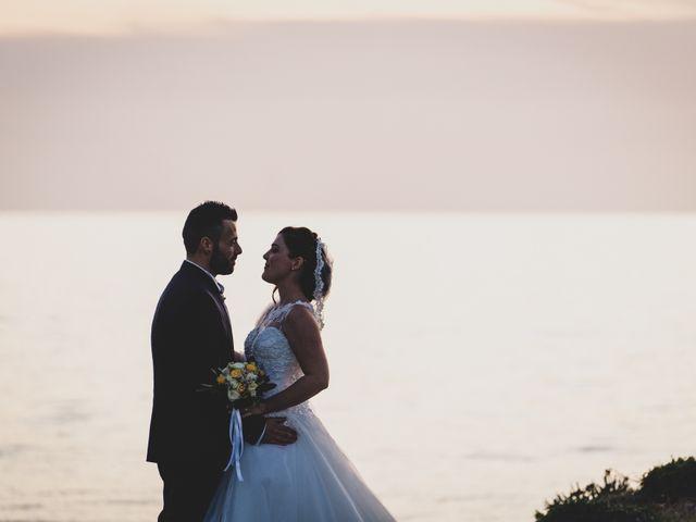 Il matrimonio di Giuseppe e Daniela a Cerveteri, Roma 2