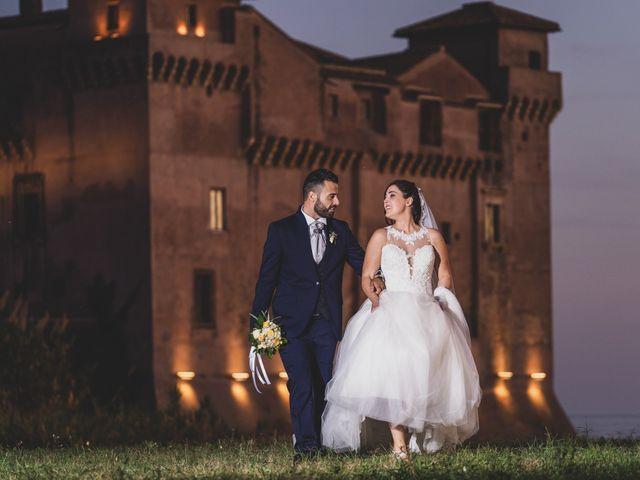 Il matrimonio di Giuseppe e Daniela a Cerveteri, Roma 5